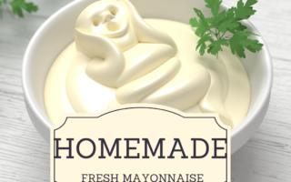 How To Make a homemade Bama Mayonnaise.