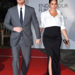 meghan markle maternity photos