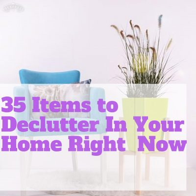 The Quickest and Easiest Way to Declutter Your Home Right Now