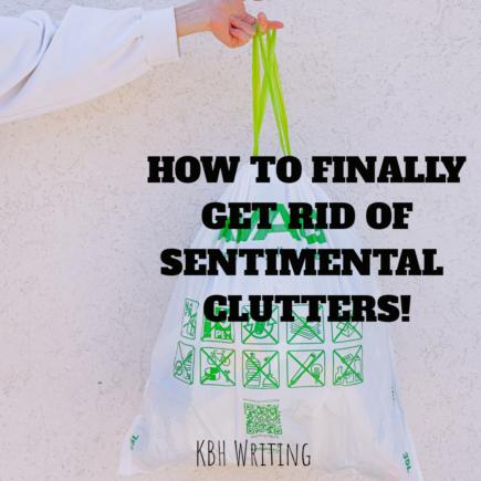 Sentimental Clutters