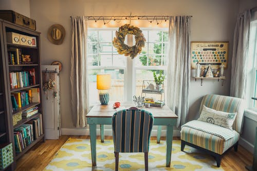perfect homeschool classroom setup for small spaces