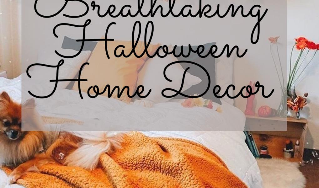 Breathtaking Halloween Home Decor