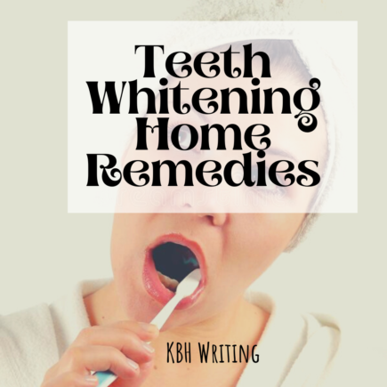 4 Teeth Whitening Home Remedies That Gives Instant Result