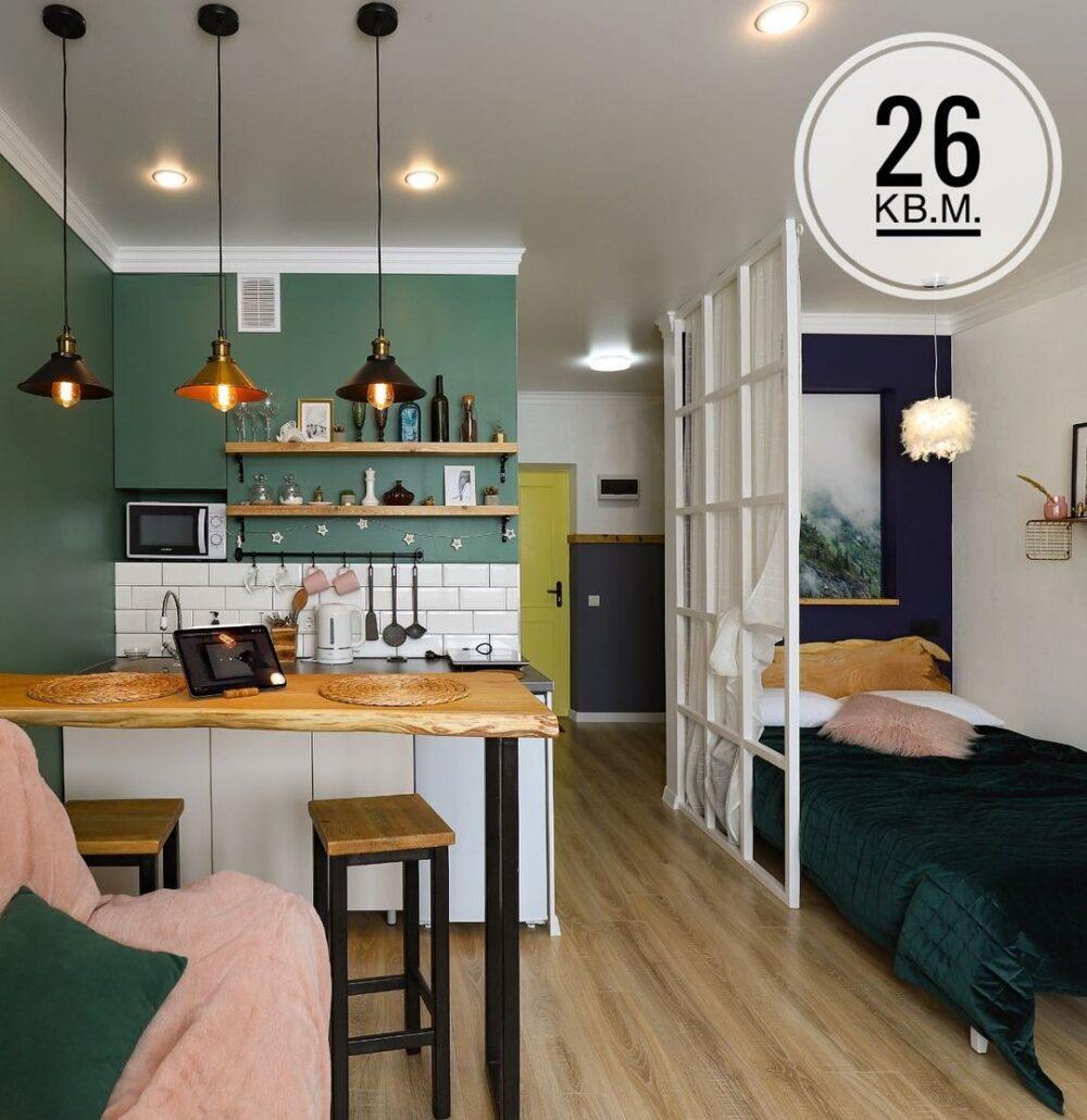 15 Modern Small Space Decor Ideas
