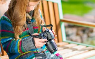 What Your Kids Can Learn From Trying Out Photography