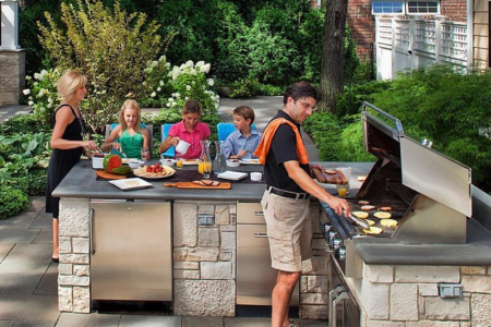 30 Outdoor Kitchen Ideas on a Moderate Budget