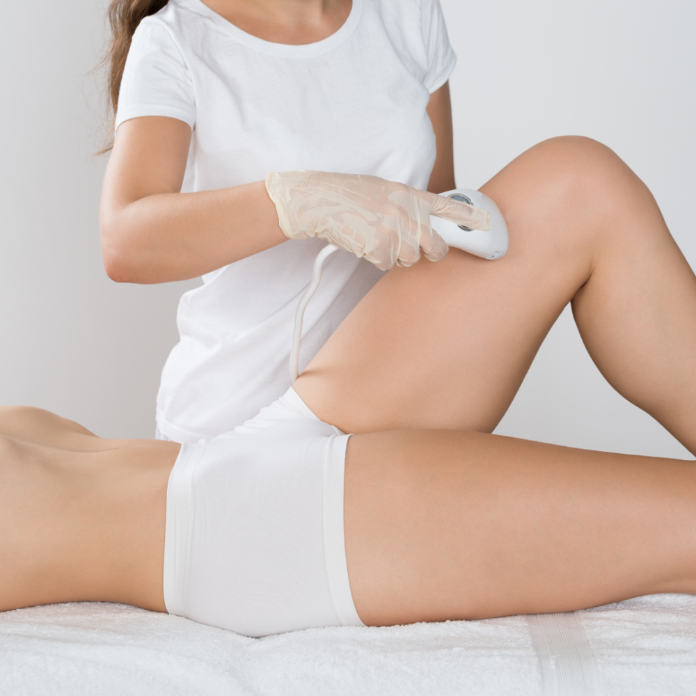 how to brighten inner thighs fast and easy without stress.